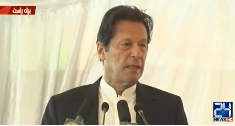 Pakistan to become largest exporter of olive oil, hopes PM Imran