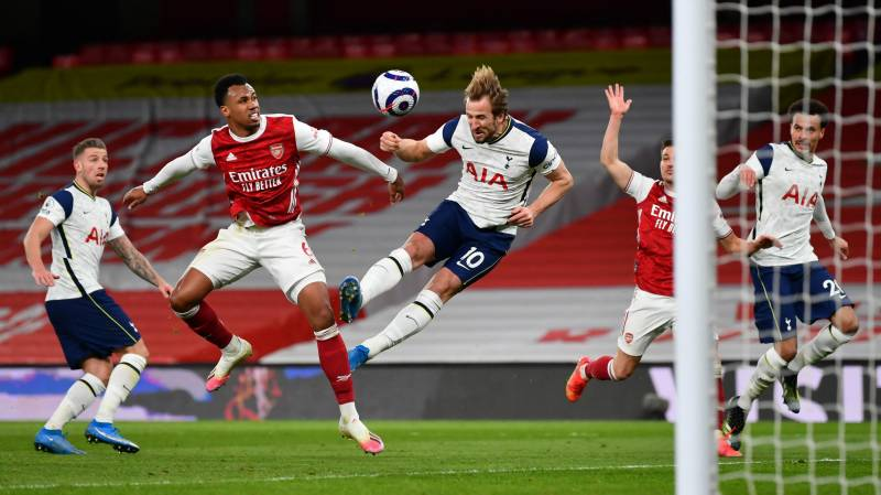 Arsenal hit back to beat Spurs as Lamela goes from hero to zero