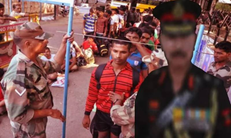 17 Indian army officers accused of corruption in bribes-for-recruitment case