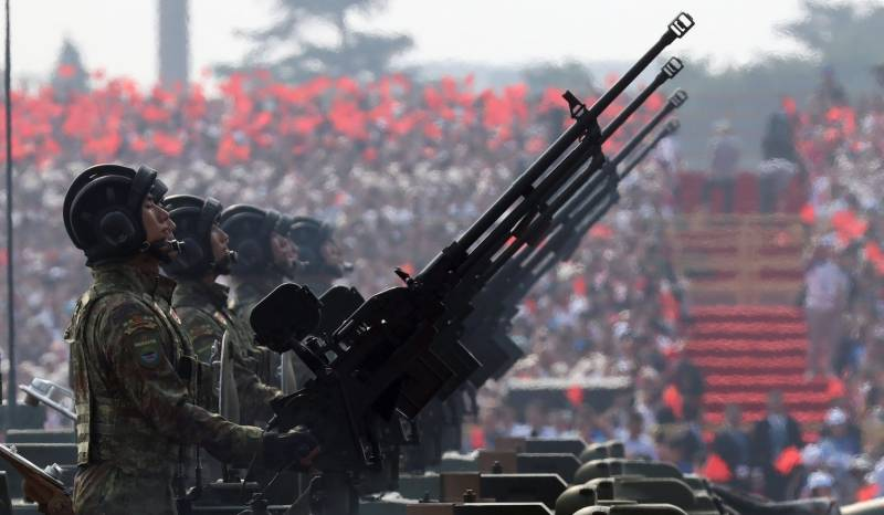 China's military modernisation poses Taiwan threat: US officials