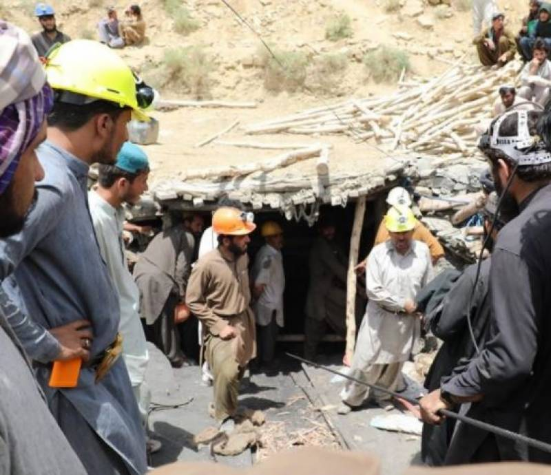 Bodies of seven colliers retrieved from collapsed Harnai mine