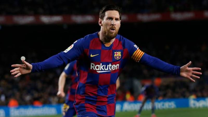 Messi set to play record-equalling 767th game for Barca
