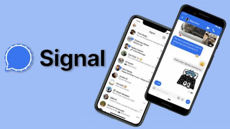 Messaging app Signal no longer working in China
