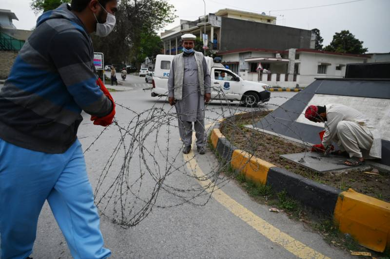 No let-up in coronavirus cases as 58 more dead, 2,511 infected in Pakistan