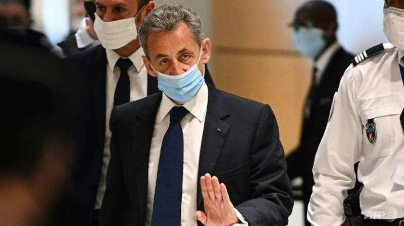 France's Sarkozy on trial again after graft conviction