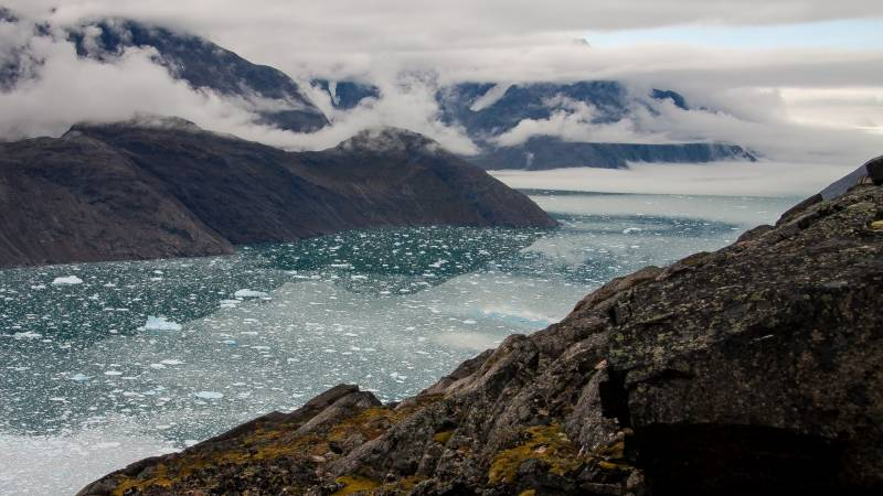 Greenland's ice melted away at least once in last million years