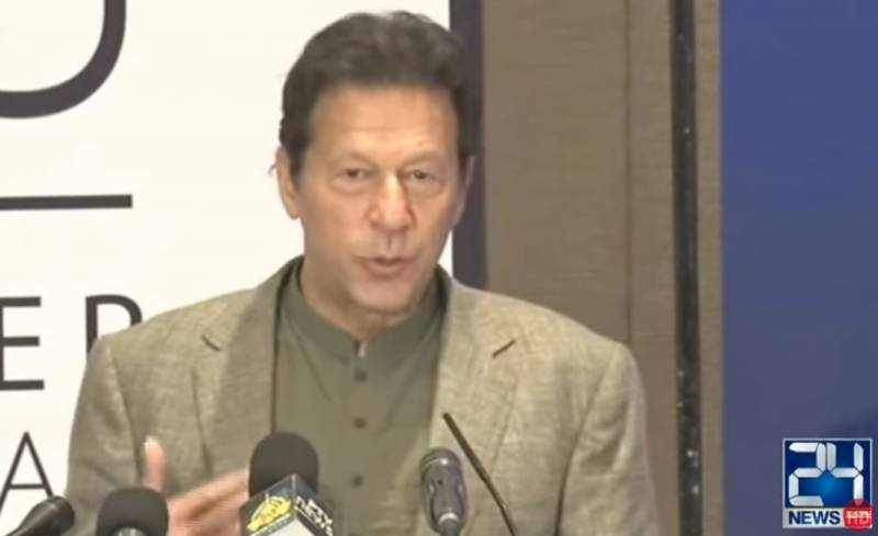 Kashmir settlement also to benefit India, says PM Imran