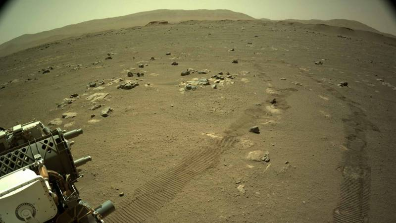 Mars 'missing' water is buried beneath surface: Study