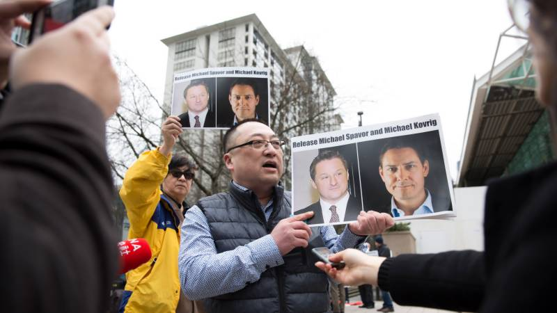 China to put two Canadians on trial in coming days: Ottawa