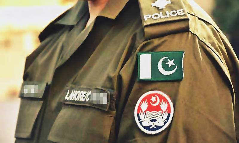 Nine police officers transferred, posted in Punjab