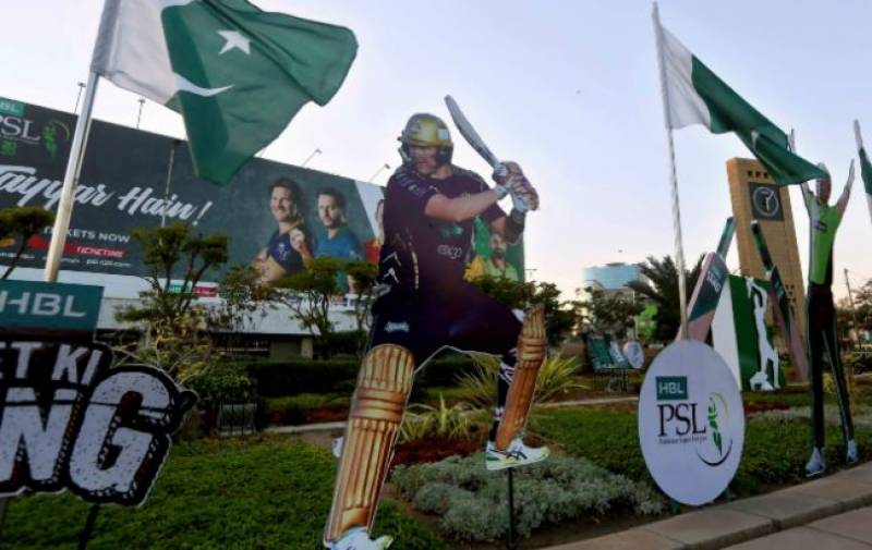 Foreign firm to be 'hired' for bio-secure bubble implementation in PSL matches