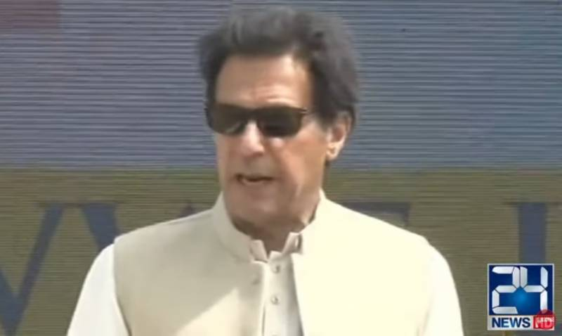 PM Imran accuses Sindh govt of not cooperating in housing project