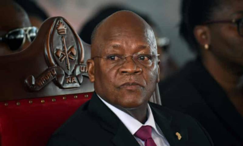 Tanzanian President Magufuli dies aged 61 of 'heart condition'