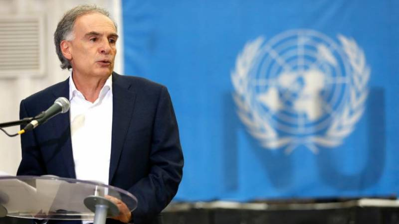 UN chief appoints personal envoy to Afghanistan