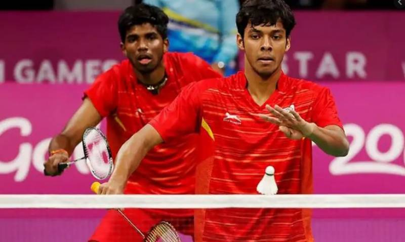 Indian badminton players knocked out of All England doubles