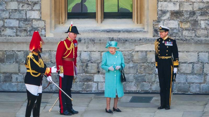 Queen Elizabeth II's birthday parade cancelled for second year