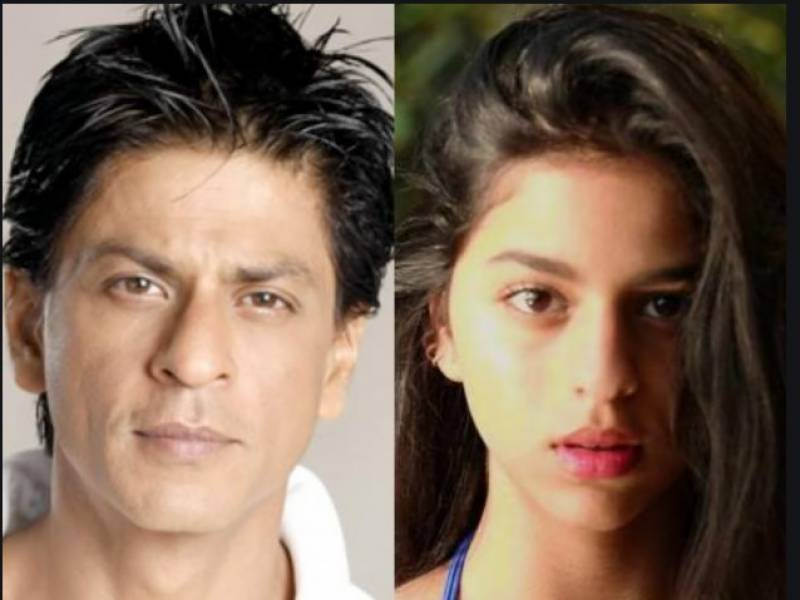 Shah Rukh Khan to turn real-life villain and 'rip off lips of daughter's boyfriend'