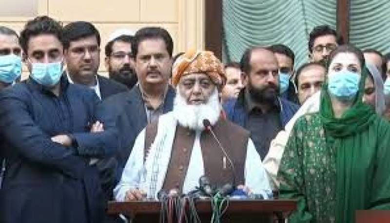 PDM fissures prevent nomination of joint candidate for NA-249