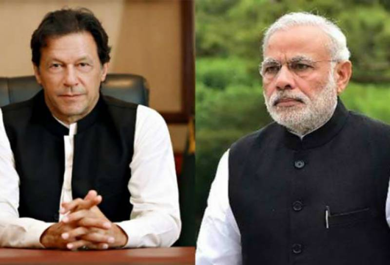 Indian PM Modi wishes Imran Khan speedy recovery