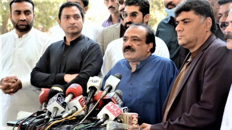 PTI seeks MQM-P support for by-election on NA-249 in Karachi