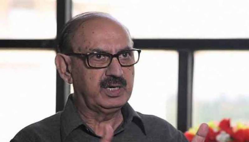 Senator Irfan Siddiqui tests positive for Covid-19