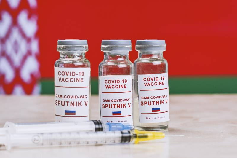 Drap proposes Sputnik vaccine double-dose price at Rs8,500