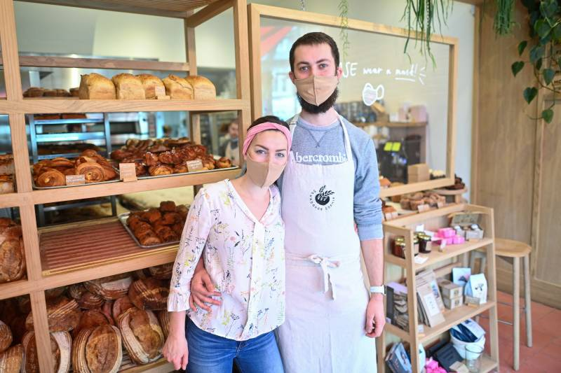London woman turns lockdown loaves into bakery success