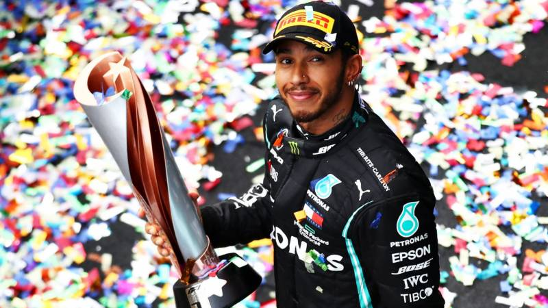 Hamilton faces serious challenge in pursuit of eighth title