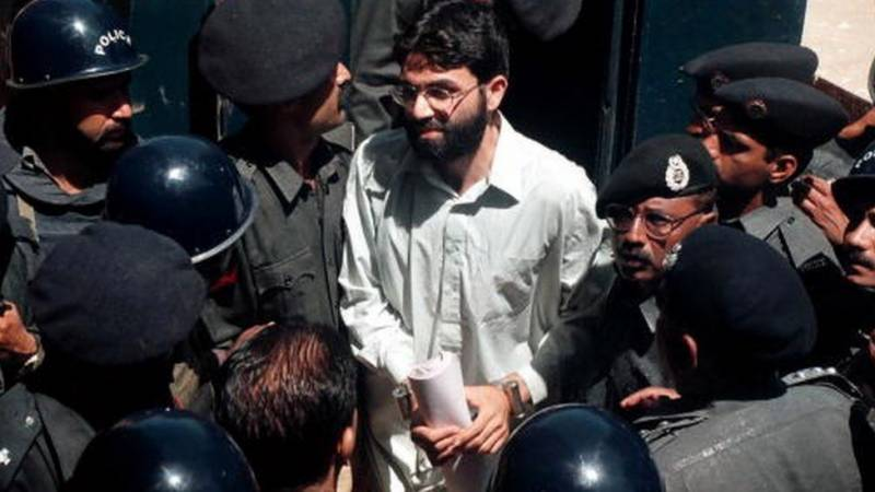 Main accused in Daniel Pearl's murder case Omar Sheikh shifted to Lahore
