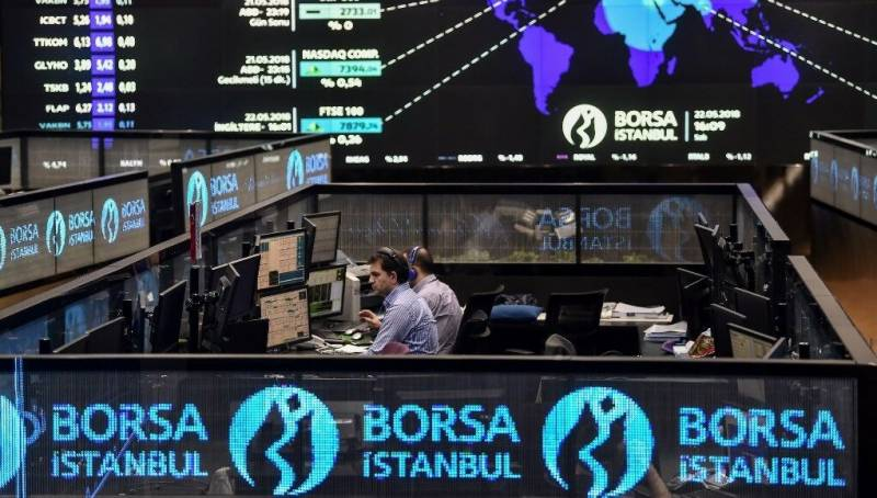 Turkey tries to calm market turmoil after top banker sacked