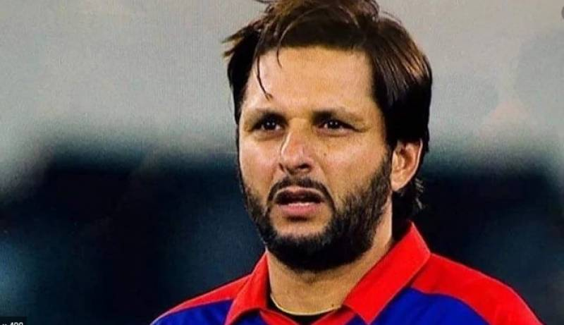 Shahid Afridi to take admission in university for higher education