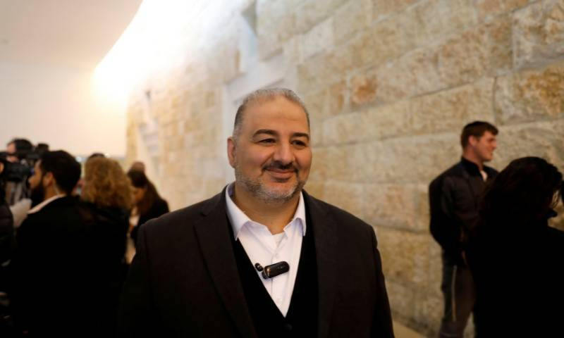 Islamic party becomes surprise kingmaker after Israel vote