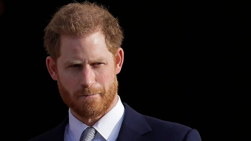 Prince Harry lands his first job after renouncing royal obligations