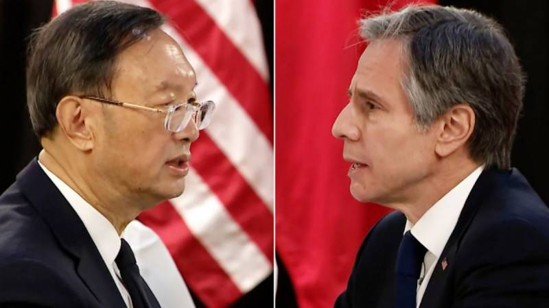 US will not push allies into 'us-or-them choice' on China: Blinken