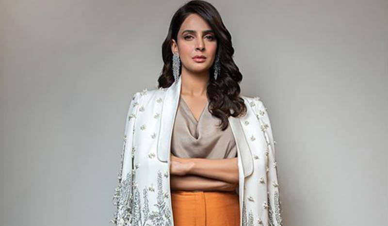 Is Saba Qamar about to break massive news about LOVE LIFE?