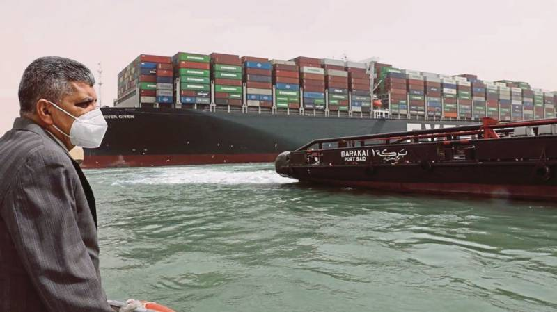 Suez Canal suspends traffic as bid to refloat grounded ship hits trouble