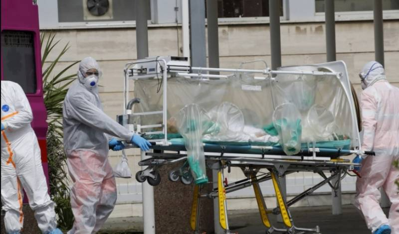 Italy suffered highest deaths since WWII in 2020: stats