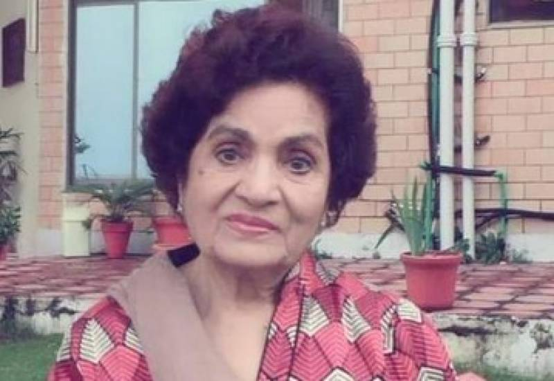 Literary icon Haseena Moin breathes her last at 79