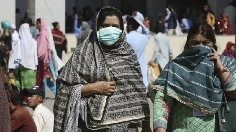 Cases to be registered for not wearing masks in Lahore