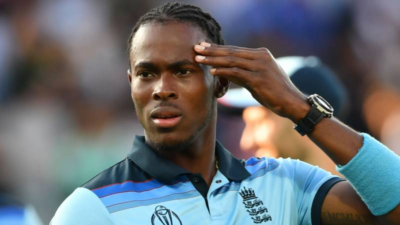 England paceman Archer to have hand surgery