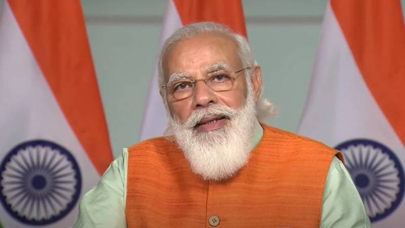 Modi aims to expand BJP empire as Indian state votes