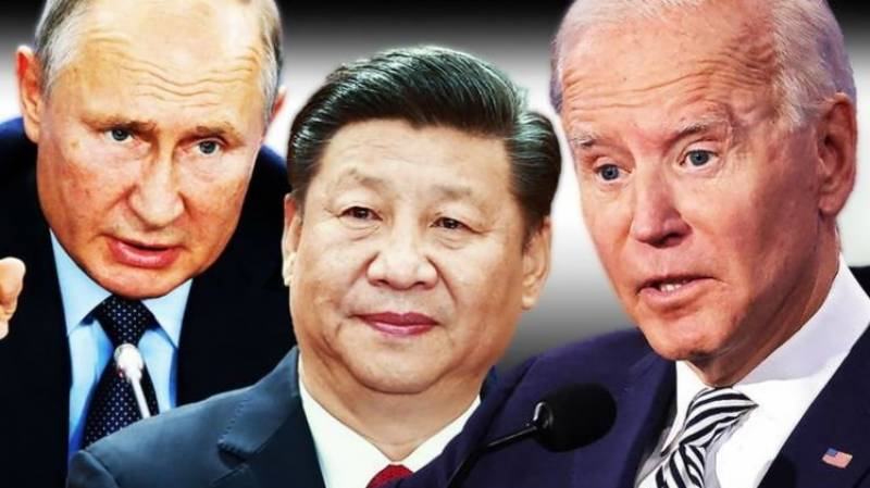 Biden invites Putin, Xi to virtual climate summit