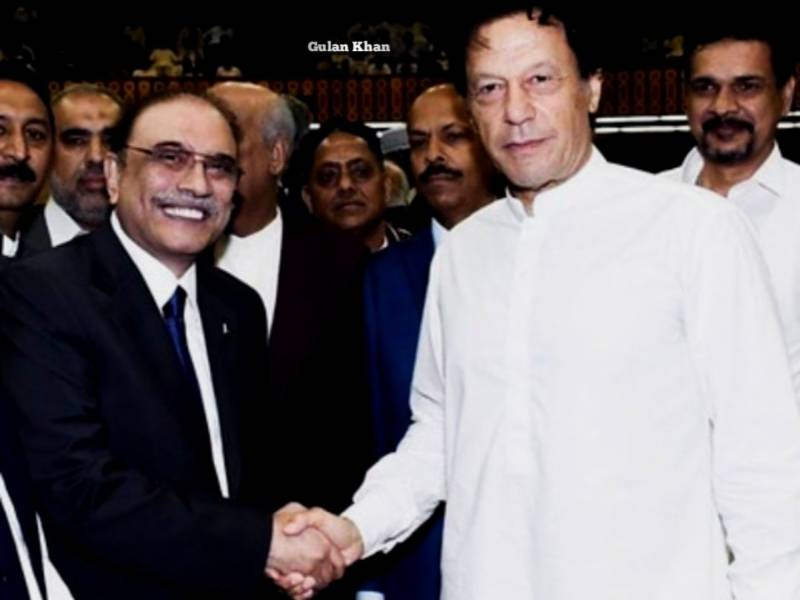 High time for PTI to form coalition with PPP