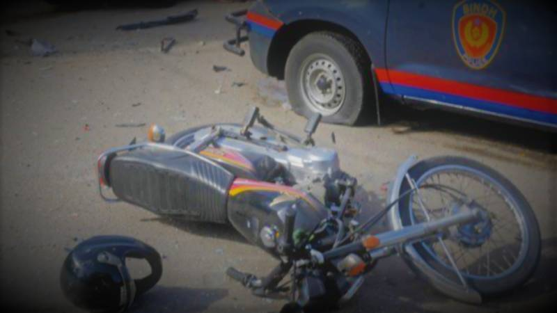 Four die in Khanpur road accident