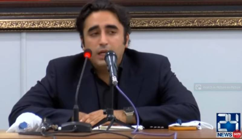 PPP to challenge Senate chairman election, says Bilawal