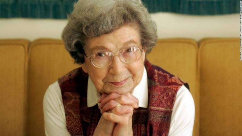 US children's author Beverly Cleary dead at 104