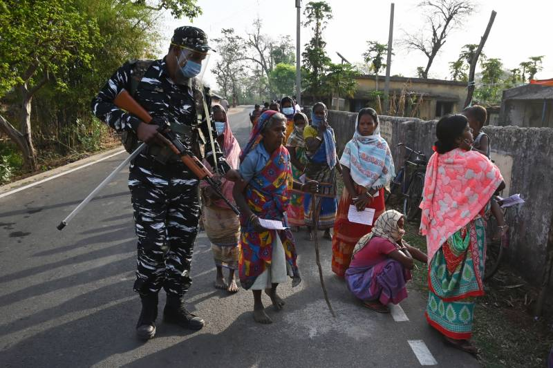 Violence mars elections in Indian state of West Bengal
