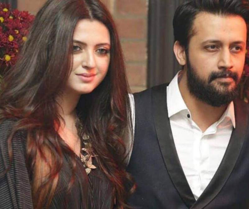 Atif Aslam speaks his heart out as he wishes 'Happy Wedding Anniversary' to his better half