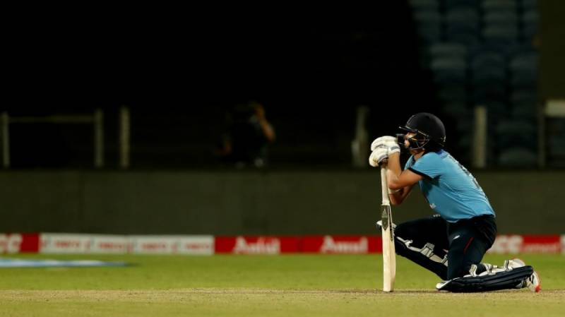 India edge England despite Curran heroics to seal ODI series