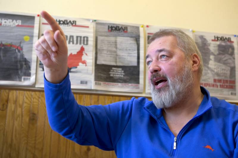 Russian newspaper fights on despite threats and attacks